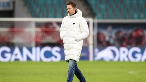 Hat mit RB Leipzig den VfL Bochum zu Gast: Julian Nagelsmann