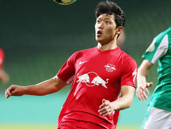 Gegen Bremen spielte Hee-Chan Hwang groß auf