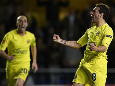 Santi Cazorla retorna al conjunto amarillo de Castellón. (Foto: Getty)