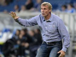 In Hoffenheim erzwang Energie Cottbus mit Trainer Rudi Bommer immerhin die Verlängerung