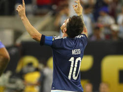 Leo Messi könnte nun auch die Nationalmannschafts-Kritiker verstummen lassen