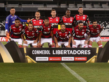 El Flamengo supo sacar tres puntos valioso fuera de casa. (Foto: Getty)