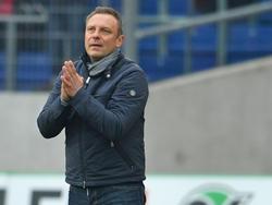 André Breitenreiter will den Negativtrend mit Hannover stoppen