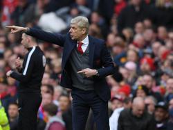 Arsène Wenger will mit dem FC Arsenal ins Finale der Europa League
