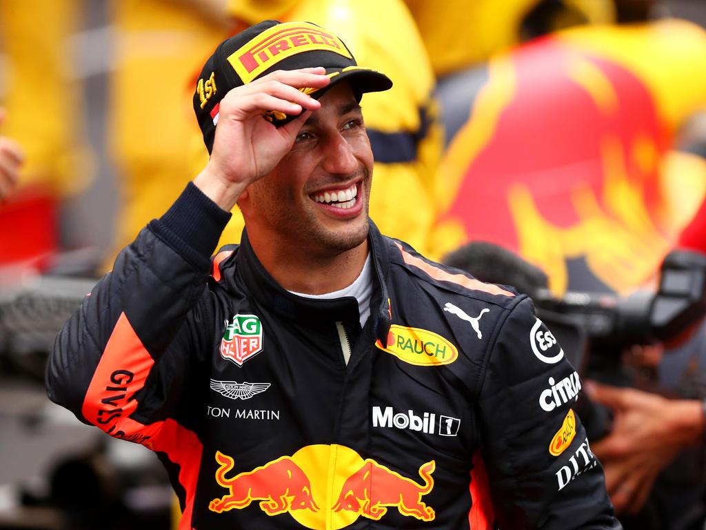 Red Bull auf Augenhöhe mit Mercedes und Ferrari? In Monaco ja...