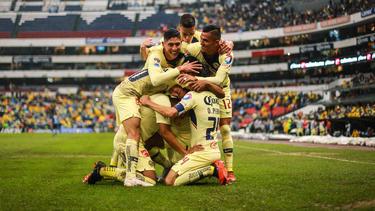 El América goleó al Monterrey por 3-0 en su estadio. (Foto: Getty)