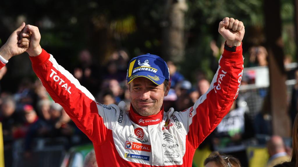 Sébastien Loeb feierte WRC-Sieg Nummer 79 überschwänglich
