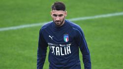 Für die italienische Fußball-Nationalmannschaft nominiert:Vincenzo Grifo