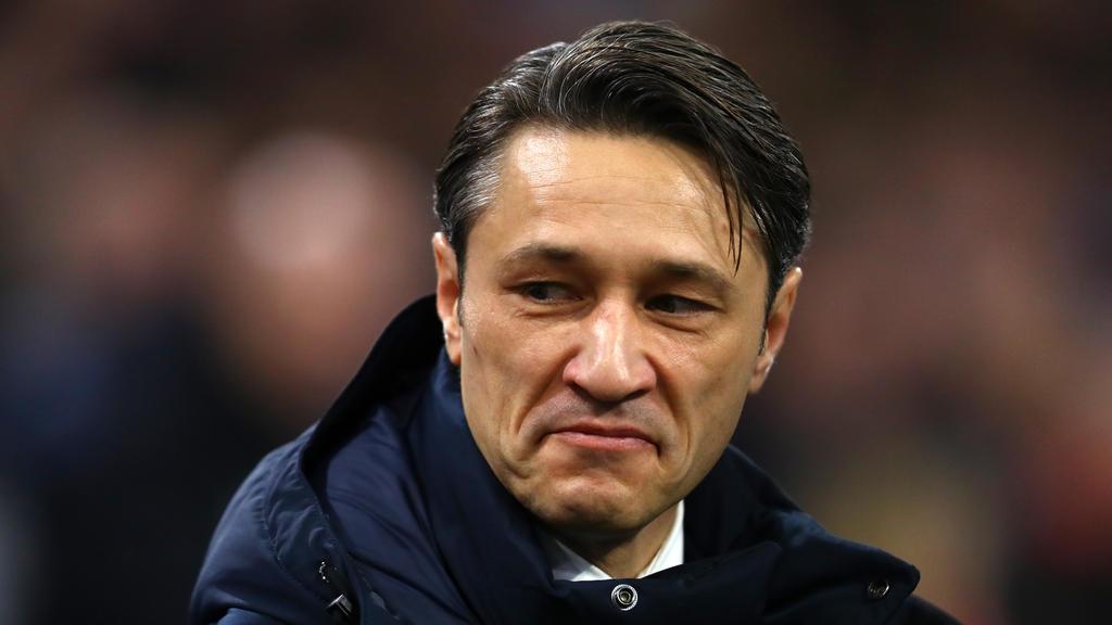 Niko Kovac und der FC Bayern befinden sich im Aufwind