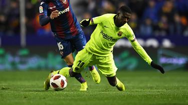 Ousmane Dembélé und Co. bangen ums Weiterkommen im Pokal