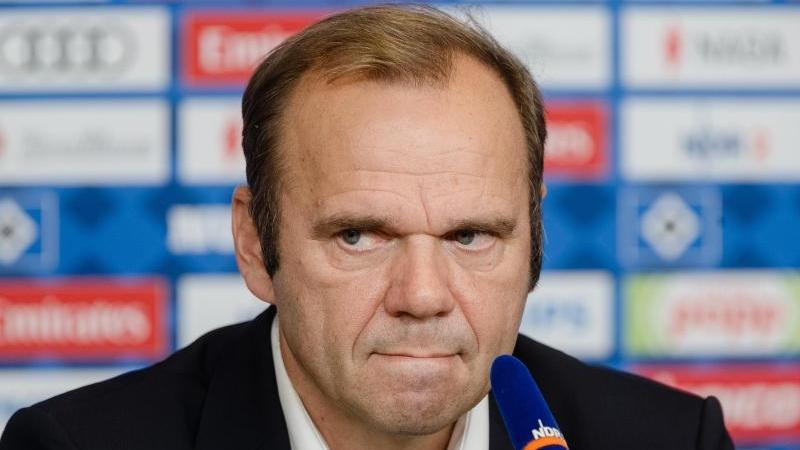 Bernd Hoffmann erwartet eine Lizenz ohne Auflagen für den HSV