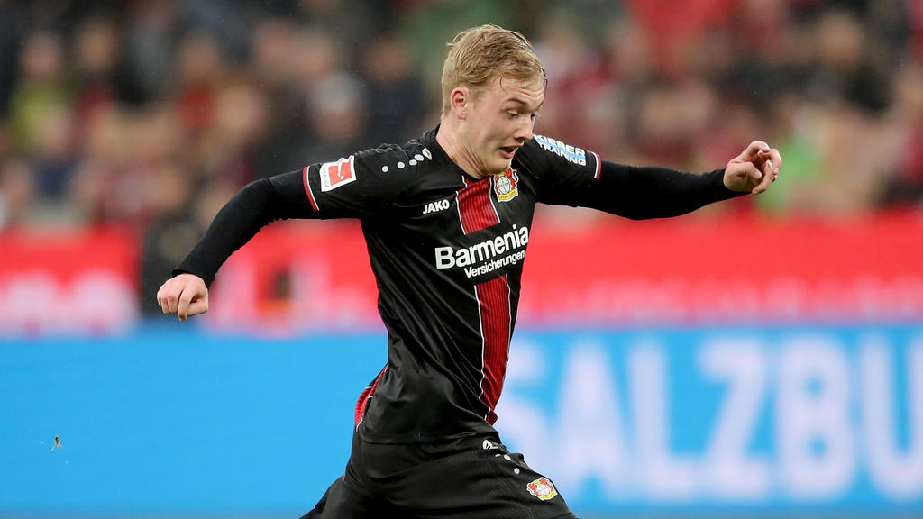 Julian Brandt wird mit dem BVB, dem FC Bayern und Real Madrid in Verbindung gebracht