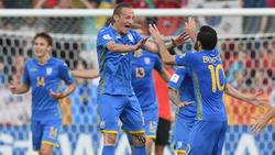 Ukraine gewinnt im Finale der U20-WM gegen Südkorea