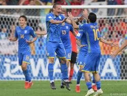 Die Ukraine jubelt über ihren ersten U20-WM-Titel
