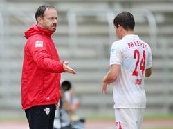 Folgt Dominik Kaiser (r.) seinem Ex-Coach Alexander Zorniger nach Dänemark?