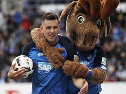Ádám Szalai bleibt in Hoffenheim
