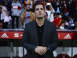 Robert Moreno no dirigirá a España en la Eurocopa.
