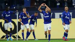 Amine Harit brilliert derzeit im Trikot des FC Schalke 04