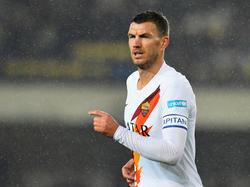 Roma-Star Edin Džeko soll gegen den WAC für Tore sorgen