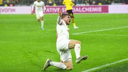 Timo Werner erzielte gegen den BVB zwei Tore