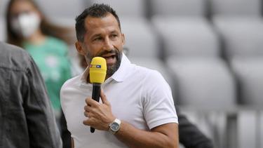 Bayerns Sportvorstand Hasan Salihamidzic könnte bald das nächste Top-Talent klarmachen