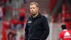 Frank Kramer ist Trainer von Arminia Bielefeld