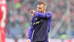 Kevin Friesenbichler verlässt den VfL Osnabrück wieder