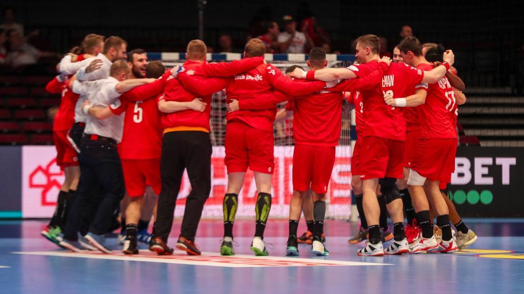 Tschechien ist einer der kommenden DHB-Gegner