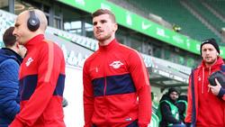 Wird von FC Bayern und FC Liverpool umworben: Timo Werner von RB Leipzig
