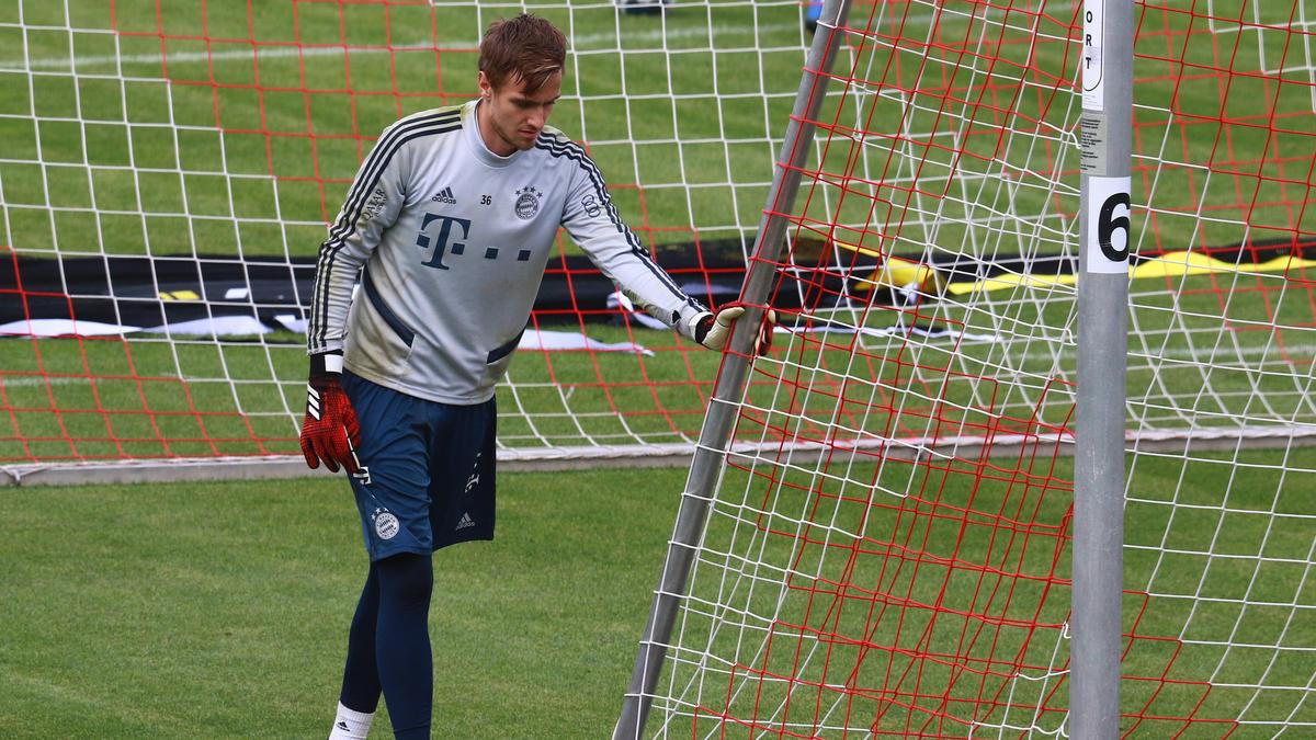 Christian Früchtl wird den FC Bayern wohl in Richtung Nürnberg verlassen