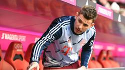 Lucas Hernández spielt beim FC Bayern nur eine Nebenrolle