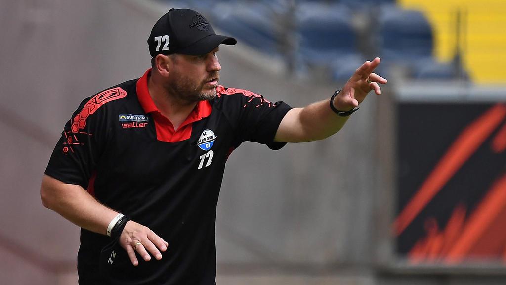 Steffen Baumgart macht beim SC Paderborn weiter