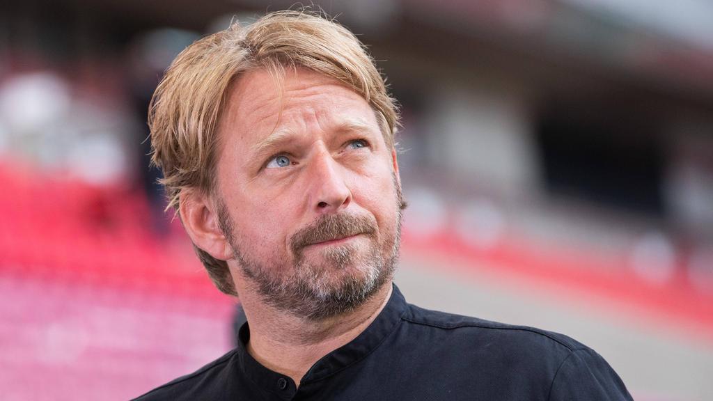Sven Mislintat ist der Sportchef des VfB Stuttgart
