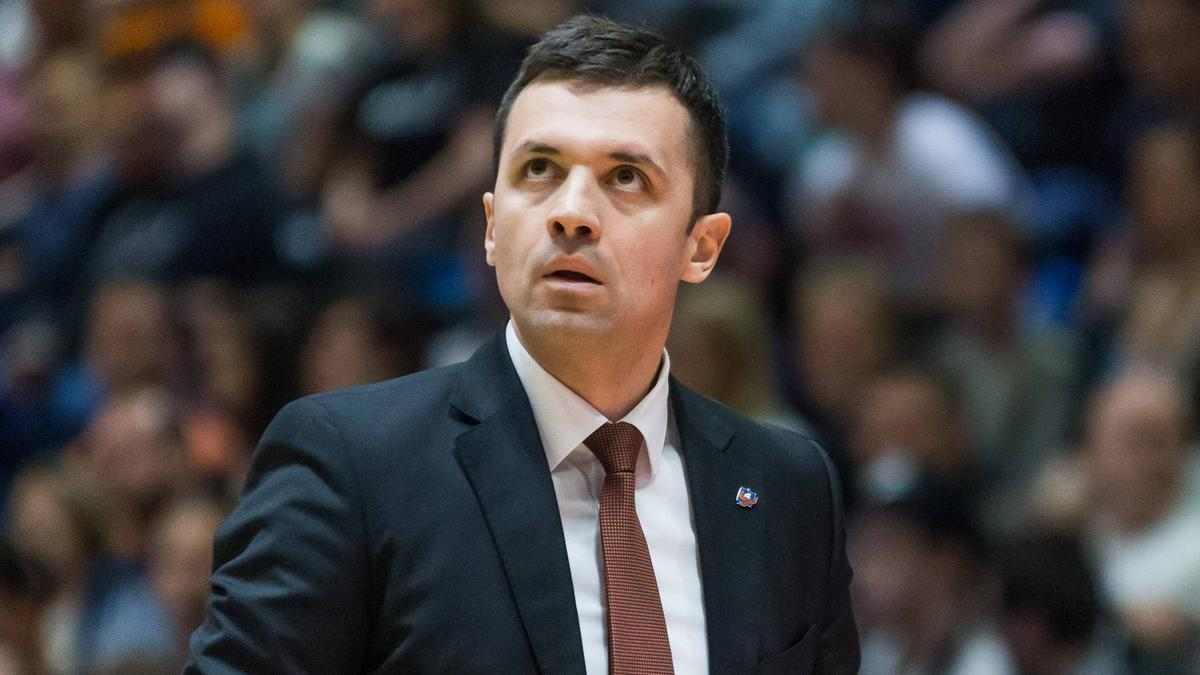 Igor Jovovic wird neuer Cheftrainer der Baskets