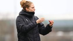 Kim Kulig sieht noch viel Arbeit auf den deutschen Frauenfußball zukommen