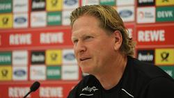 Markus Gisdol bleibt beim 1. FC Köln