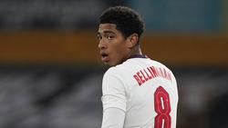 Jude Bellingham steht zum ersten Mal im Kader der englischen A-Nationalmannschaft