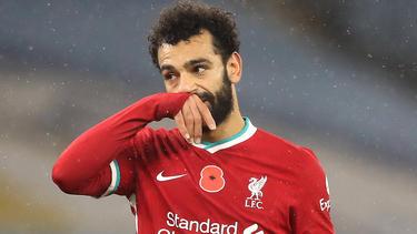 Mohamed Salah kann nach seiner Corona-Infektion wieder spielen