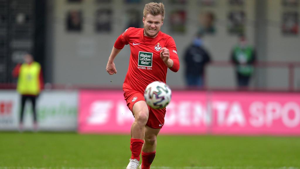 Jean Zimmer verstärkt den 1. FC Kaiserslautern im Abstiegskampf der 3. Liga