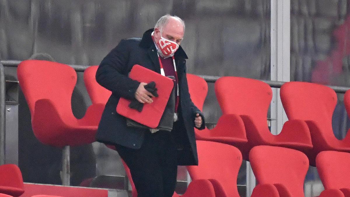 Uli Hoeneß war jahrzehntelang eine zentrale Figur beim FC Bayern