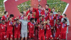 Der FC Bayern hat den nächsten Titelgewinn klar gemacht