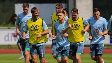 Werder Bremen will direkt in die Bundesliga zurückkehren