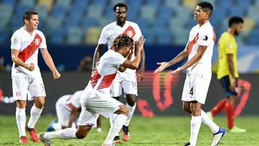Peru bejubelt seinen ersten Sieg bei der Copa América