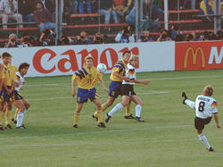 EM 1992: Häßler wird bester Spieler des Turniers