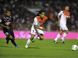 Radamel Falcao (m.) schließt eine schnelle Rückkehr nach Spanien aus