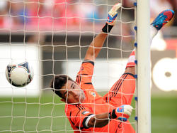 Antonio Adán unterschreibt für ein Jahr bei Cagliari