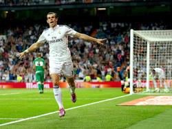 Gareth Bale schlägt mit Köpfchen zurück