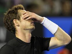 Andy Murray scheitert an sich selbst