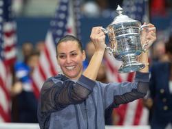 Erster Grand-Slam-Titel mit 33