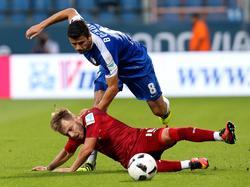 Anthony Losilla (oben) wird dem VfL Bochum länger fehlen